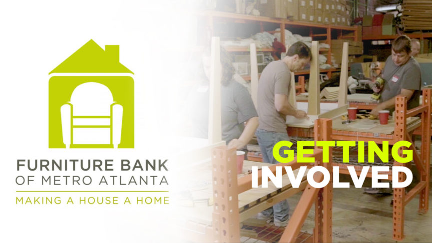 Furniture Bank Atlanta Get Involved Volunteering Story For Story